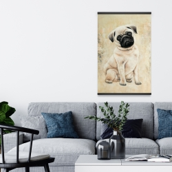 Magnetic 20 x 30 - Small pug