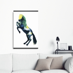 Magnetic 20 x 30 - Greeting horse