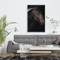 Magnetic 20 x 30 - Loneliness horse