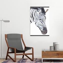 Magnetic 20 x 30 - Zebra