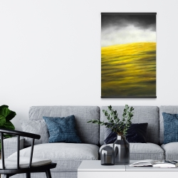 Magnetic 20 x 30 - Yellow hill