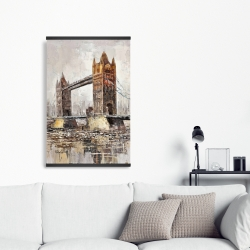 Magnetic 20 x 30 - London tower bridge