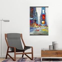 Magnetic 20 x 30 - Abstract and colorful buildings