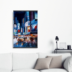 Magnetic 20 x 30 - Times square perspective