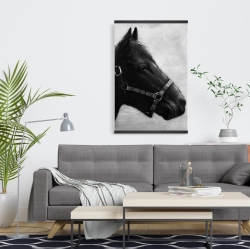 Magnetic 20 x 30 - Gallopin the horse