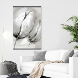 Magnetic 28 x 42 - Contemporary tulips