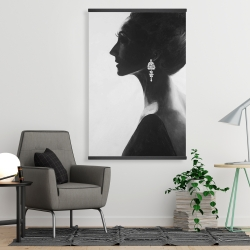 Magnetic 28 x 42 - Chic woman