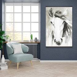 Magnetic 28 x 42 - Beautiful abstract horse
