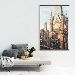 Magnetic 28 x 42 - St-pancras station in london