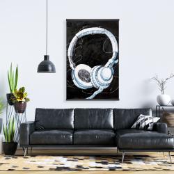Magnétique 28 x 42 - écouteurs