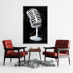 Magnetic 28 x 42 - Microphone
