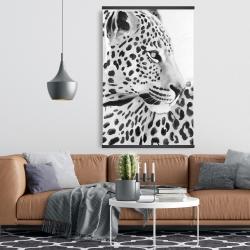 Magnetic 28 x 42 - Beautiful leopard