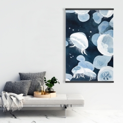 Magnetic 28 x 42 - Jellyfishs