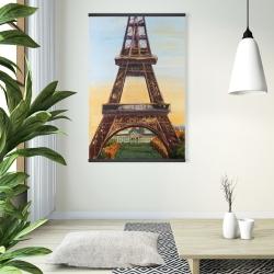 Magnetic 28 x 42 - Eiffel tower by dawn