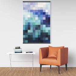 Magnetic 28 x 42 - Pixelized landscape