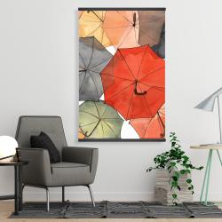 Magnetic 28 x 42 - The umbrellas of petit champlain
