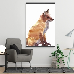 Magnetic 28 x 42 - Red fox