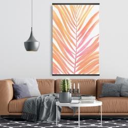 Magnetic 28 x 42 - Glam palm leaf
