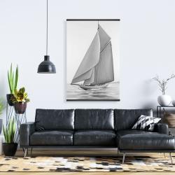 Magnetic 28 x 42 - Vintage sailing ship