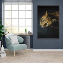 Magnetic 28 x 42 - Bengal cat