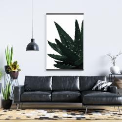 Magnetic 28 x 42 - Aloe plant