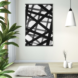 Magnetic 28 x 42 - Abstract bold lines