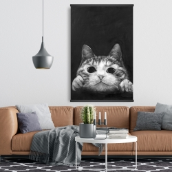 Magnetic 28 x 42 - Curious cat