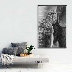 Magnetic 28 x 42 - Elephant