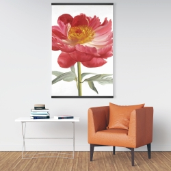 Magnetic 28 x 42 - Pink peony