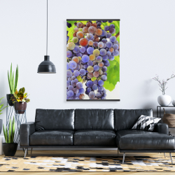 Magnetic 28 x 42 - Bunch of grapes