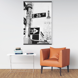 Magnetic 28 x 42 - New york city street signs