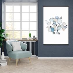 Magnetic 28 x 42 - Round pebbles