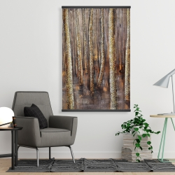 Magnetic 28 x 42 - The dark forest