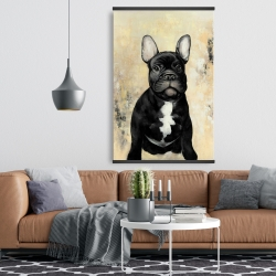 Magnetic 28 x 42 - French bulldog
