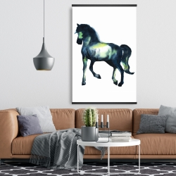 Magnetic 28 x 42 - Elegant horse
