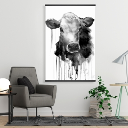 Magnetic 28 x 42 - Jersey cow