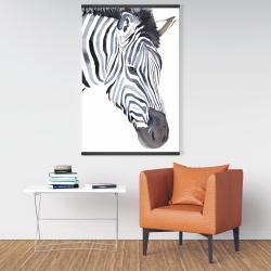 Magnetic 28 x 42 - Zebra