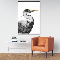 Magnetic 28 x 42 - Great heron