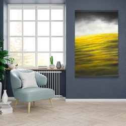 Magnetic 28 x 42 - Yellow hill