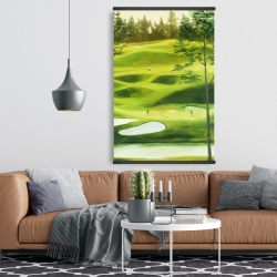Magnetic 28 x 42 - Big golf course