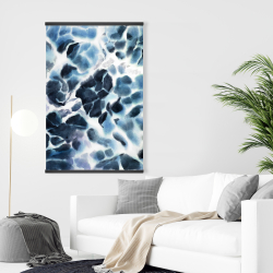 Magnetic 28 x 42 - Stormy waves of the sea