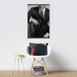 Magnetic 20 x 30 - Businessman