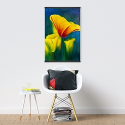 Magnetic 20 x 30 - Beautiful colorful flowers