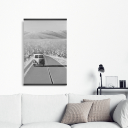 Magnetic 20 x 30 - Car on the road again