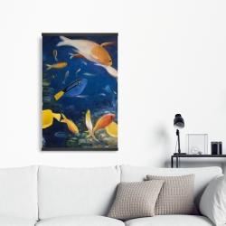 Magnetic 20 x 30 - Colorful fish under the sea