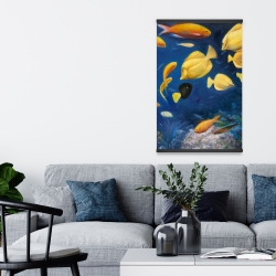 Magnetic 20 x 30 - Fish under the sea