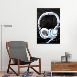 Magnétique 20 x 30 - écouteurs
