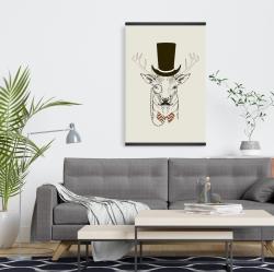 Magnetic 20 x 30 - Aristocrat roe deer