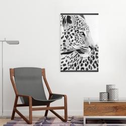 Magnetic 20 x 30 - Beautiful leopard
