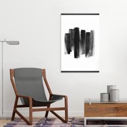 Magnetic 20 x 30 - Black shapes